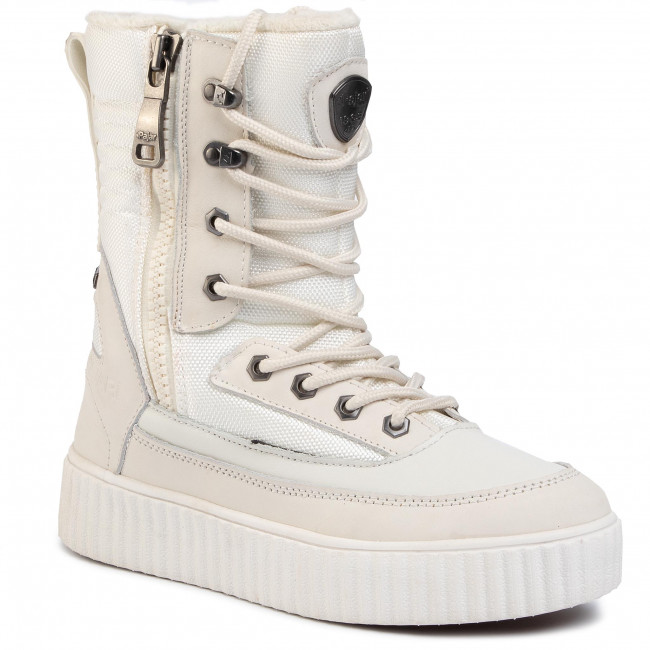 Snow Boots PAJAR - Corval Ice/White