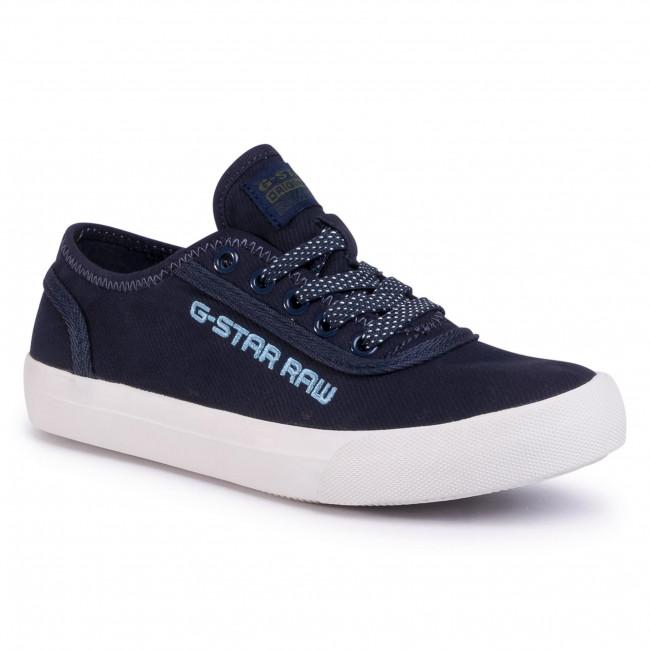 Plimsolls G-STAR RAW - Velv D16817-869-4213  Mazarine Blue