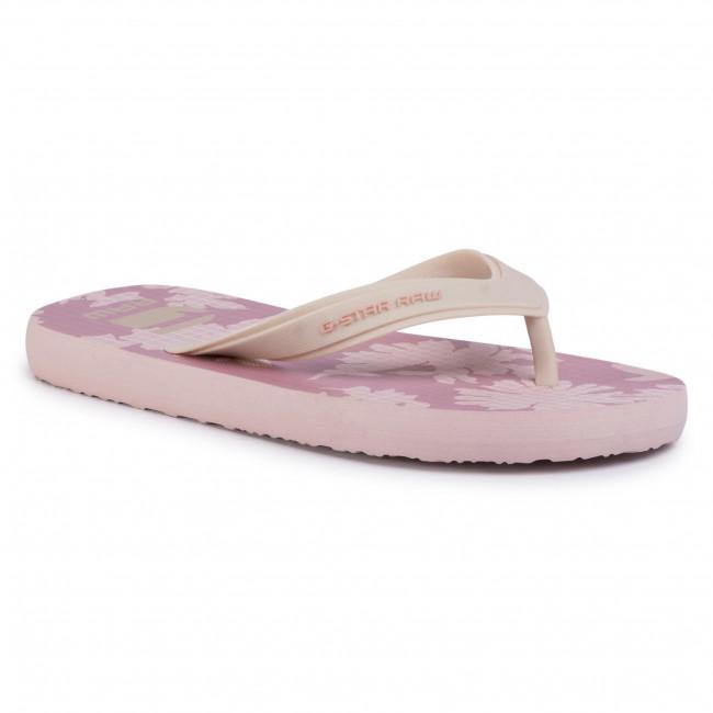 Slides G-STAR RAW - Dend Aop D16907-3593-B215 Pink Orchid