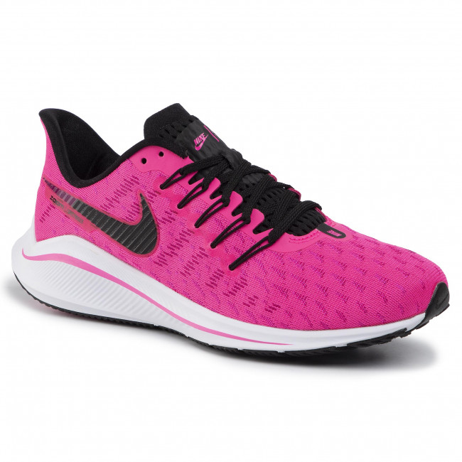 Ejecutante Enriquecimiento Otoño  Shoes NIKE - Air Zoom Vomero 14 AH7858 602 Pink Blast/Black/True Berry -  Indoor - Running shoes - Sports shoes - Women's shoes | efootwear.eu