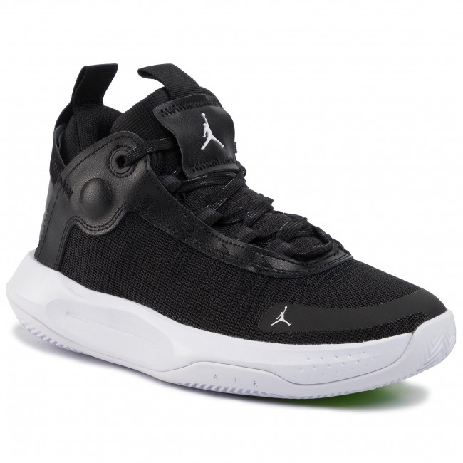 BQ3451-001 Kids Youth Basketball Shoes Black Mid GS Jordan Jumpman 2020