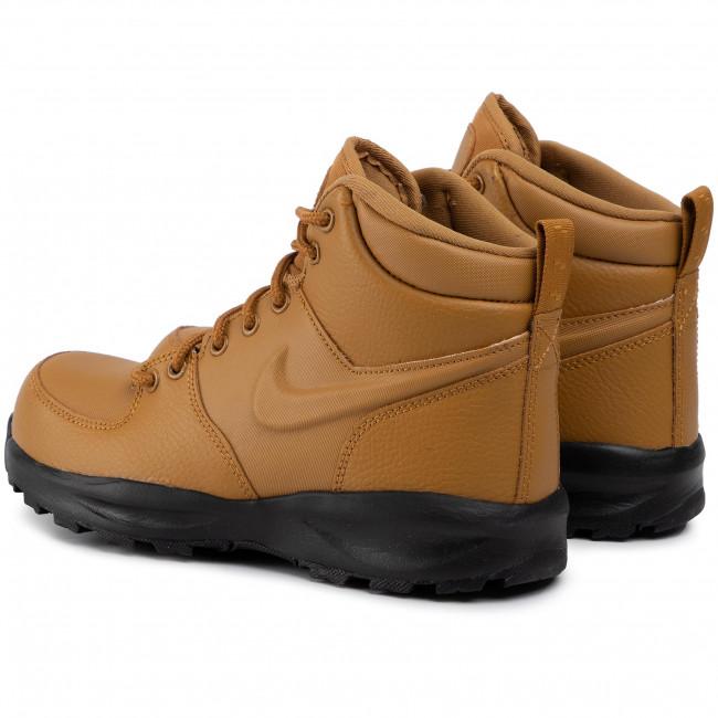 Shoes NIKE Manoa Ltr (Gs) BQ5372 700 WheatWheatBlack