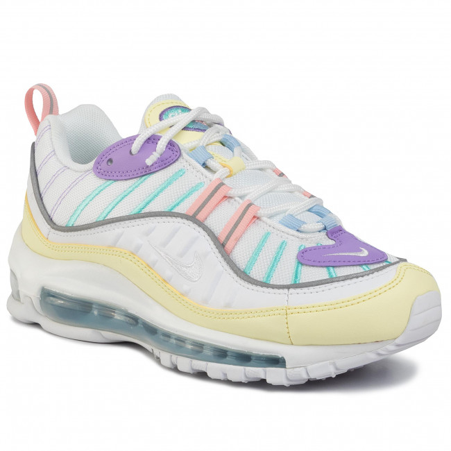 Shoes NIKE Air Max 98 AH6799 300 Luminous GreenWhite