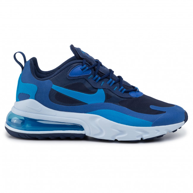 Shoes NIKE Air Max 270 React AO4971 400 Blue VoiPhoto Blue