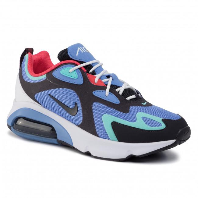 Shoes NIKE Air Max 200 AQ2568 401 Royal PulseOil Grey