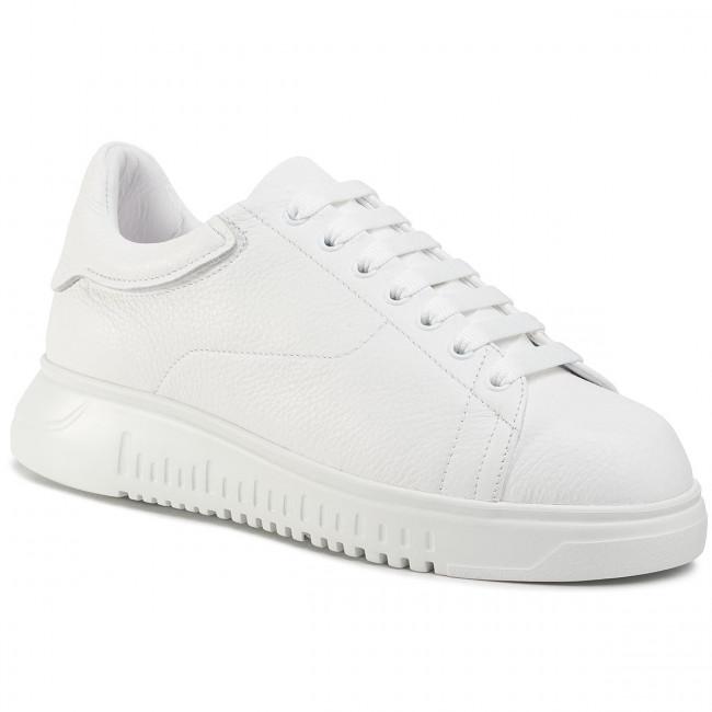 Sneakers EMPORIO ARMANI - X4X159 XF121