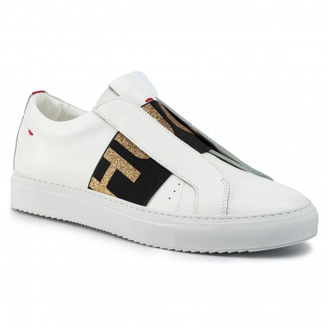 Sneakers HUGO - Futurism Low Cut-Gl