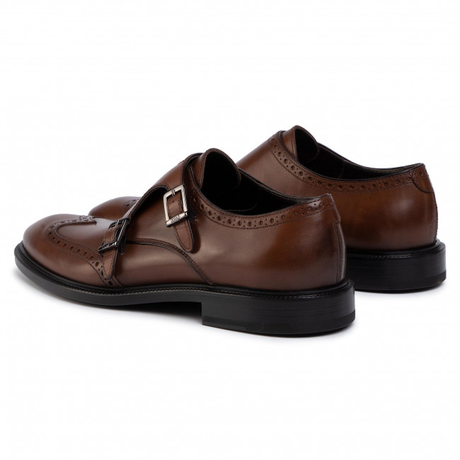 Shoes ALDO BRUÈ - AB436DPH-BEN Marrone - Formal shoes - Low shoes - Men's shoes
