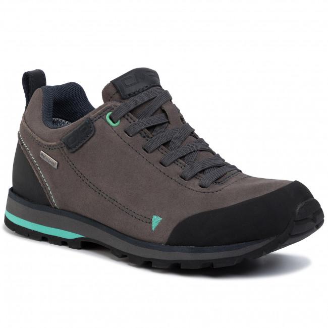 Trekker Boots CMP - Elettra Low Hiking Shoe Wp 38Q4616 Graffite U887
