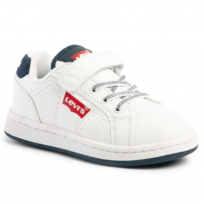 Sneakers LEVI'S - Dylan VADS0010S White