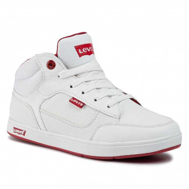 levis leather sneakers