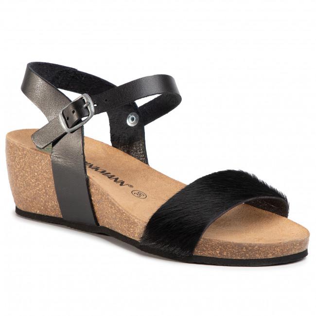 Sandals DR. BRINKMANN - 711005 Schwarz 1