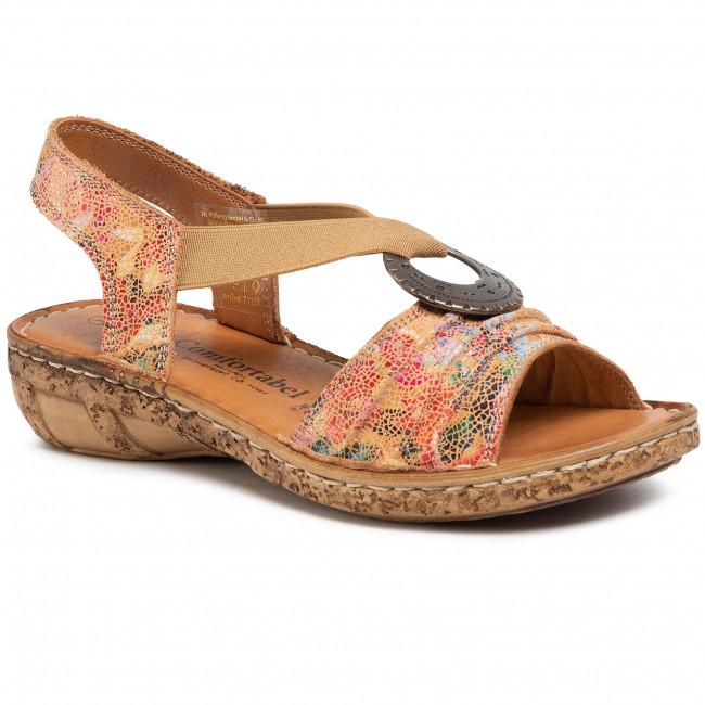 Sandals COMFORTABEL - 711076 Camel 21