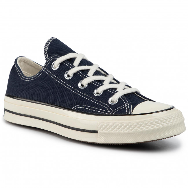 Acostumbrar Comparación Descongelar, descongelar, descongelar heladas  Sneakers CONVERSE - Chuck 70 Ox Obsidi 164950C Obsidian/Egret/Bla -  Sneakers - Low shoes - Women's shoes | efootwear.eu