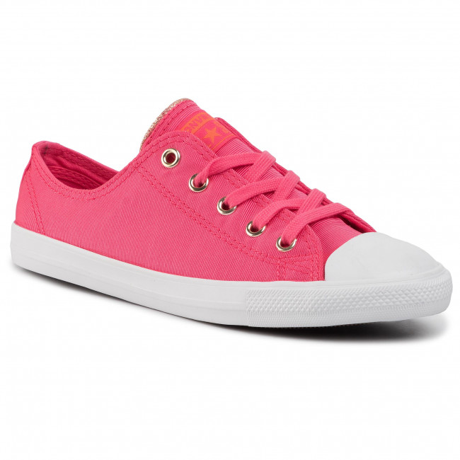 Sneakers CONVERSE - Ctas Dainty Ox 564306C Strawberry Jam/Turf Orange