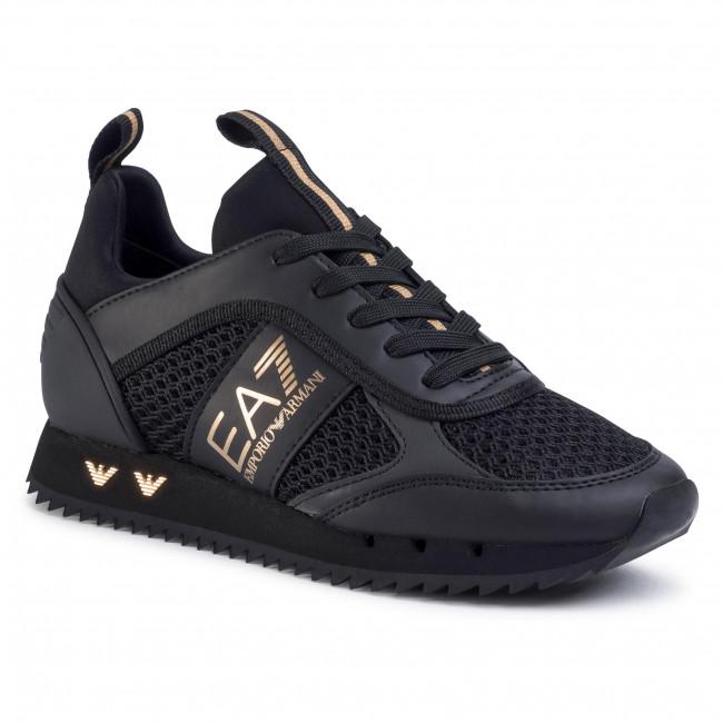 X8X027 XK050 M701 Triple Black/Gold