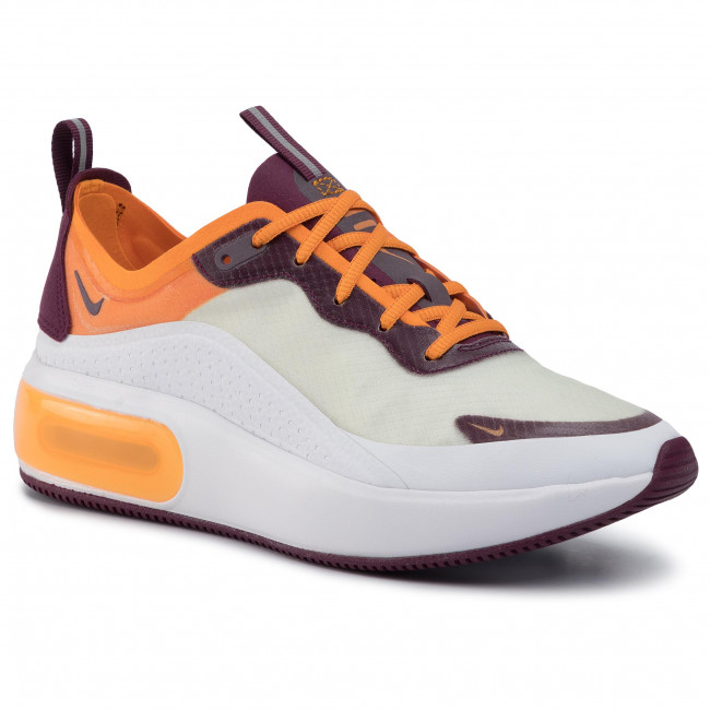 pómulo cortar Colgar  Shoes NIKE - Air Max Dia Se AR7410 103 White/Bordeaux/Orange Peel -  Sneakers - Low shoes - Women's shoes | efootwear.eu