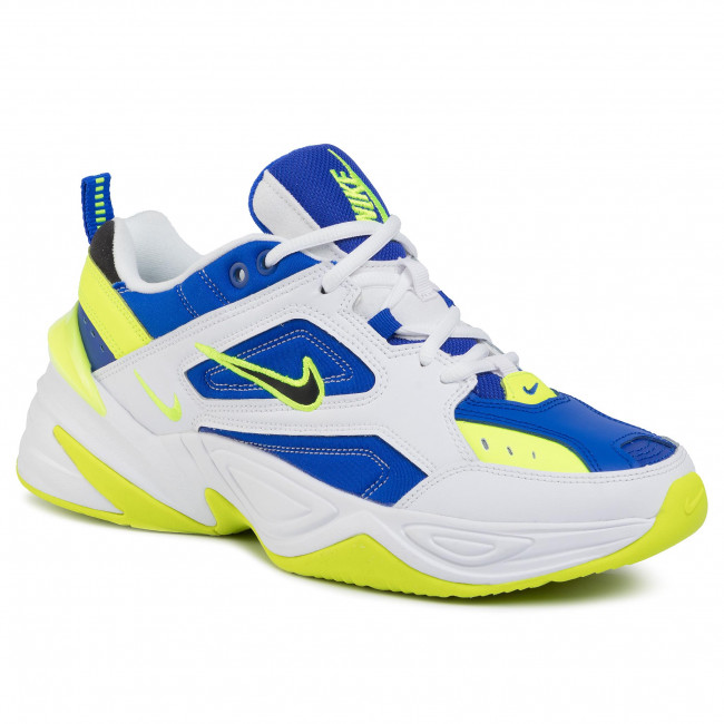 Shoes NIKE M2K Tekno AV4789 105 WhiteBlackVoltRacer Blue