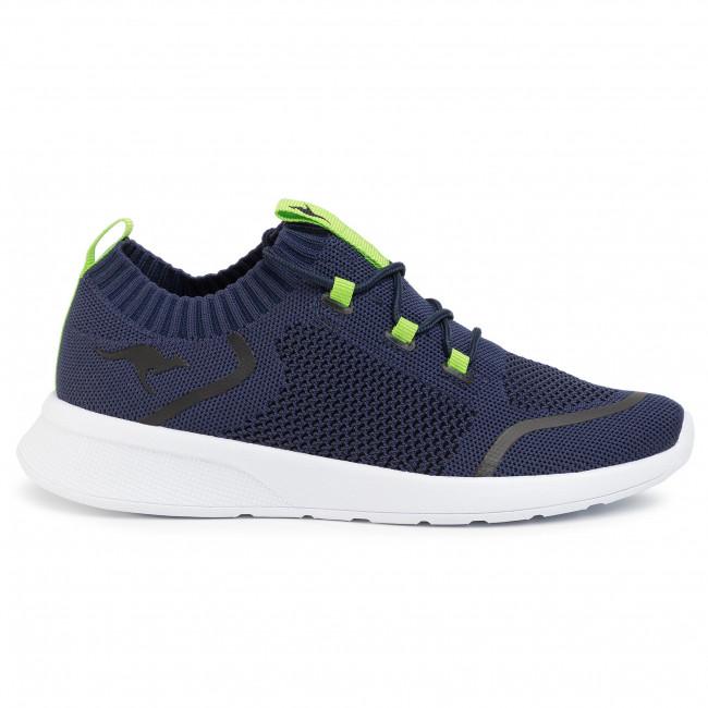 Shoes KANGAROOS Kf Weave 18317 000 4054 Dk NavyLime