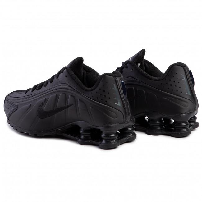 Shoes NIKE - Shox R4 (GS) BQ4000 001