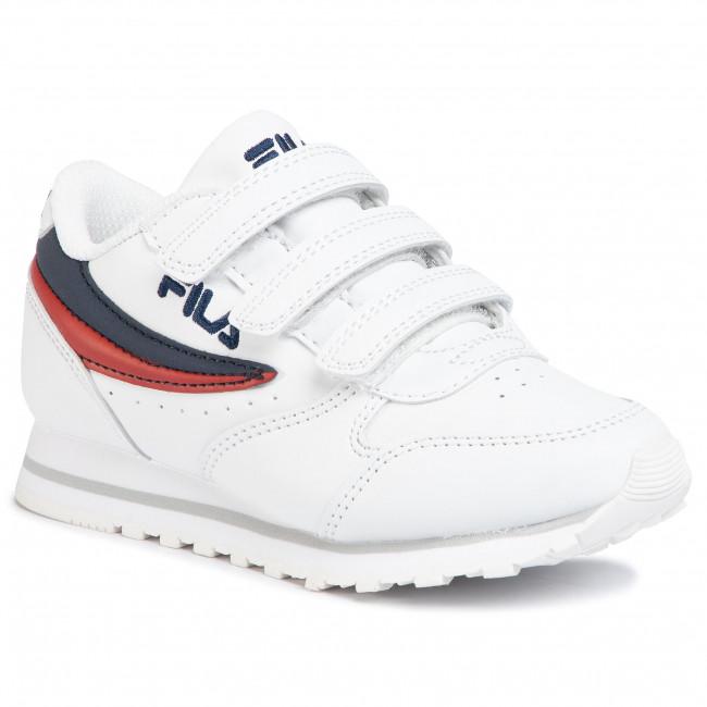 Sneakers FILA - Orbit Velcro Low Kids