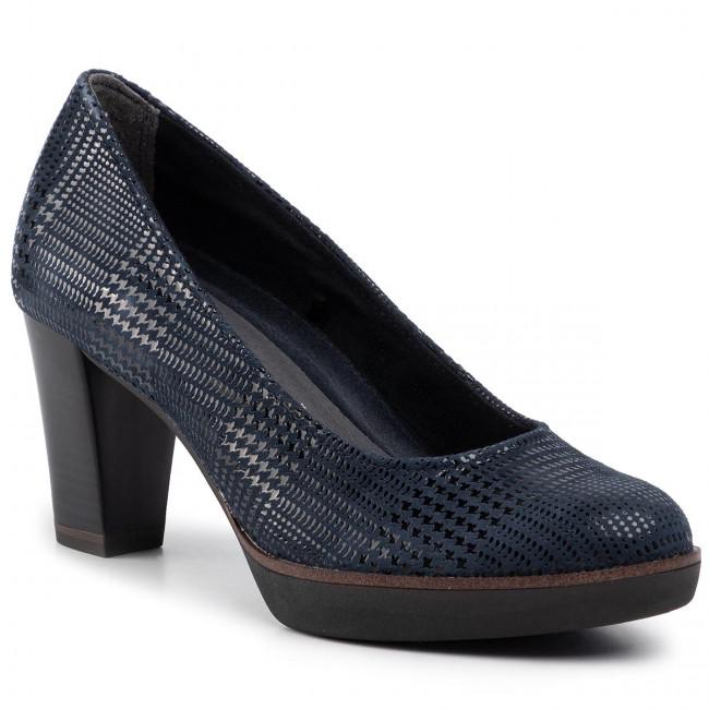 Shoes TAMARIS 1 22432 23 Navy Structure 855