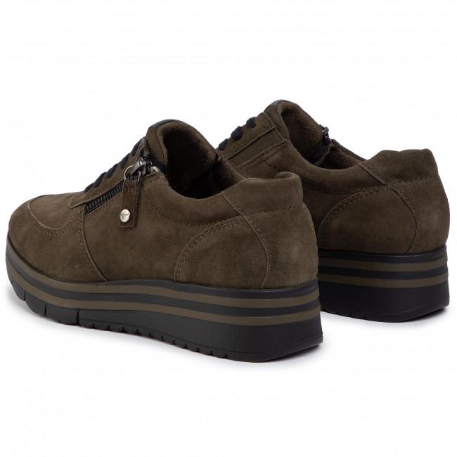 Sneakers TAMARIS 1 23740 33 Olive Suede 744