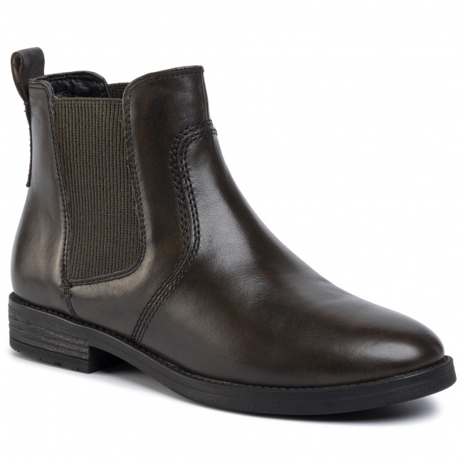Ankle Boots TAMARIS 1 25306 23 Dark Olive 713
