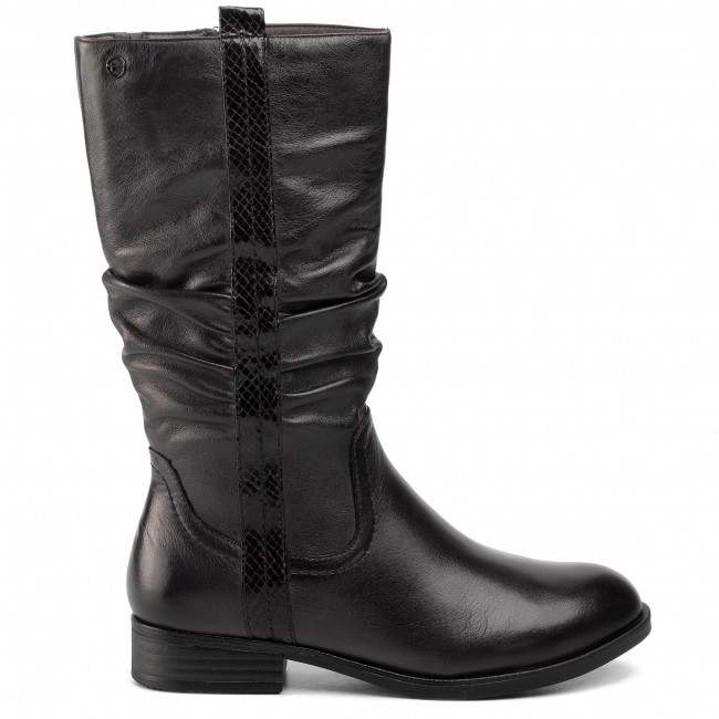 Knee High Boots TAMARIS 1 25334 23 Graphite 206