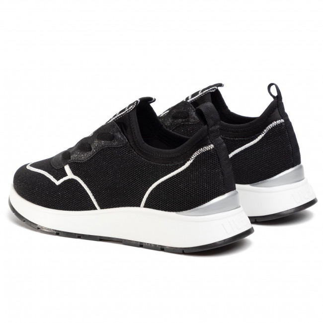 vacío Cosquillas Finito  Sneakers LIU JO - Asia 04 BA0029 TX047 Black 22222 - Sneakers - Low shoes -  Women's shoes | efootwear.eu
