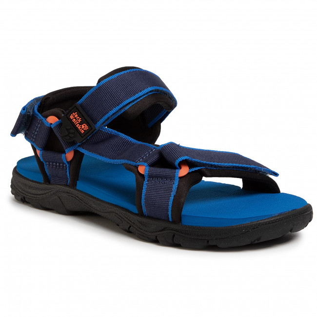 Sandals JACK WOLFSKIN - Seven Seas 3 K 4040061 D Blue/Orange
