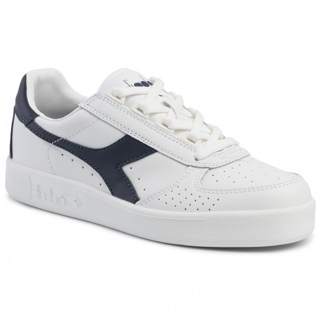 Puma Women's Match Lo Basic Sports Tennis Shoe WhiteBlue