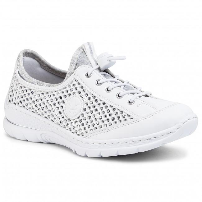 Rieker N22M6 Sneaker low weiss