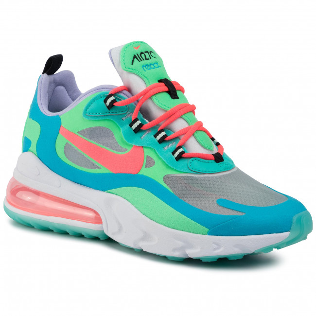 special for shoe exclusive deals coupon code Shoes NIKE - Air Max 270 React AT6174 300 Electro Green/Flash ...