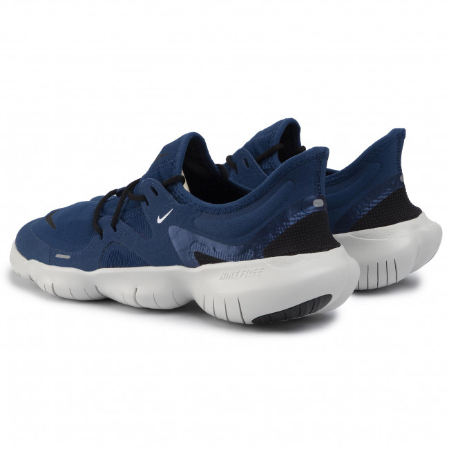 Details about Nike Free 3.0 Flyknit Men's Running Shoes Photo BlueBlack
