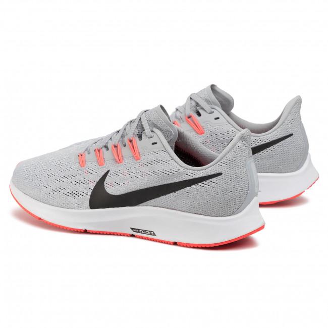 Shoes NIKE Air Zoom Pegasus 36 AQ2203 009 Wolf GreyBlackWhite