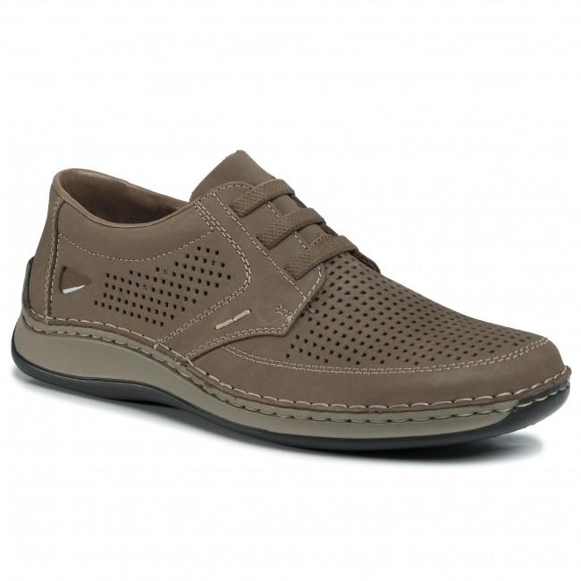 Shoes RIEKER - 05259-64 Braun