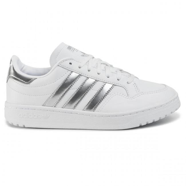 Shoes adidas Team Court W EG9824 FtwwhtSilvmtFtwwht