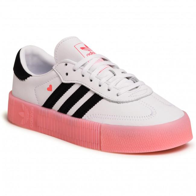 adidas Originals SAMBAROSE Sneaker low footwear white