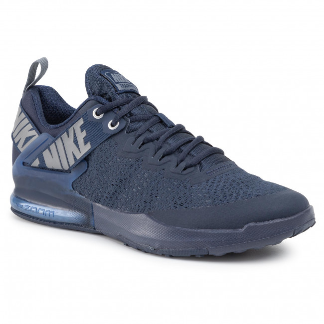 cantidad voluntario Engaño  Shoes NIKE - Zoom Domination Tr 2 AO4403 401 Obsidian/Dark Grey - Fitness -  Sports shoes - Men's shoes | efootwear.eu