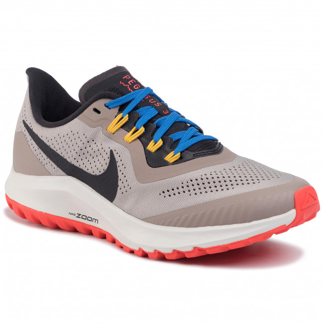 Shoes NIKE - Air Zoom Pegasus 36 Trail AR5676 200 Pimice/Grey/Pacific Blue