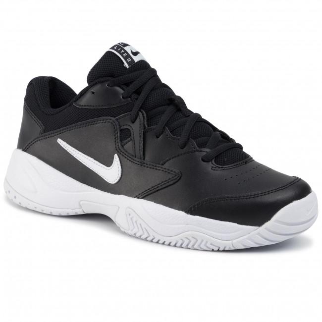 Shoes NIKE Court Lite 2 AR8836 001 BlackWhiteWhite