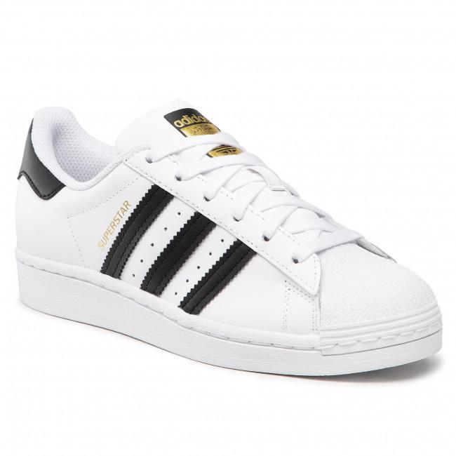 Shoes adidas - Superstar J FU7712 Ftwwht/Cblack/Ftwwht
