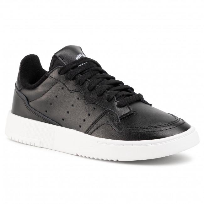 Shoes adidas - Supercourt J EE7727 Cblack/Cblack/Ftwwht