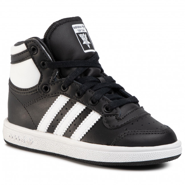 Shoes adidas Top Ten Hi I EF2907 CblackFtwwhtCblack