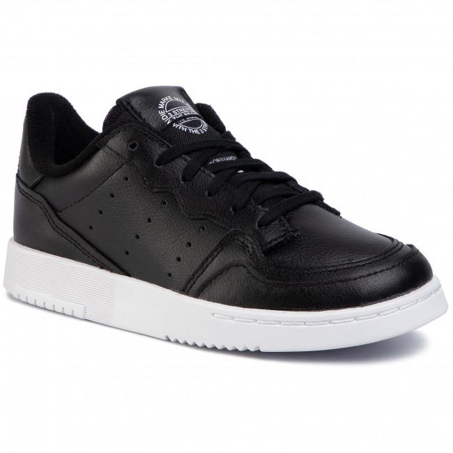 Shoes adidas - Supercourt C EG0410 Cblack/Cblack/Ftwwht