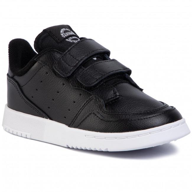 Footwear adidas - Supercourt Cf I EG0412 Cblack/Cblack/Ftwwht