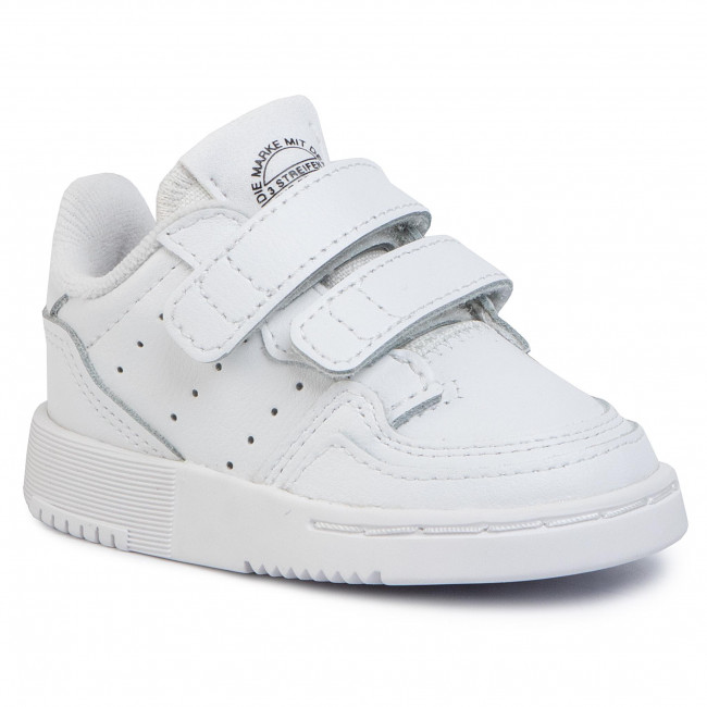 Footwear adidas - Supercourt Cf I EG0413 Ftwwht/Ftwwht/Cblack
