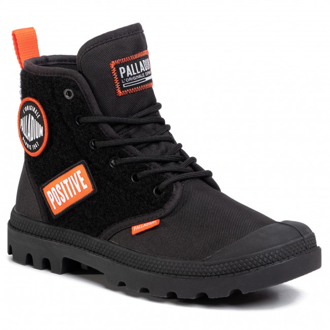 Hiking Boots PALLADIUM - Pampa Hi