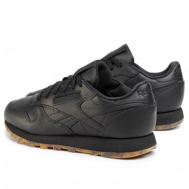 Shoes Reebok Cl Leather Mu EH2397 BlackBlackBlack